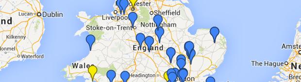 NPRONET - Member Locations